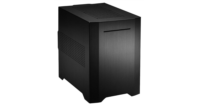 Cooltek W1 - obudowa Mini-ITX z przeszklonym panelem bocznym