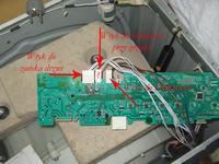 Amica AWP 510L - Uszkodzony modu� steruj�cy