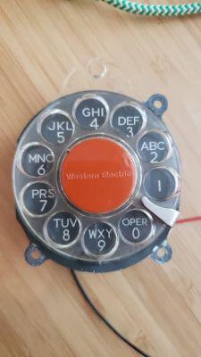 Przeróbka tarczy telefonicznej na kontroler głośności dźwięku do komputera