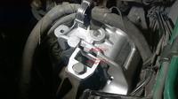 Peugeot 407, 2.0 HDi 136KM - Zawieszenie silnika - silnik przemieszcza się