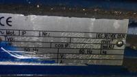 Proszę o specyfikację pompy A32/125 (mam zdięcie tabliczek znamionowych)