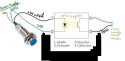 Podłączenie czujnika NPN do arduino/Ramps1.4