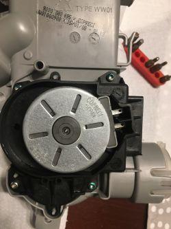 Zmywarka Siemens Serie IQ - nie kręci się dolne śmigło