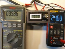 Current source, 4-20mA Signal Generator - Test / Review / Opis