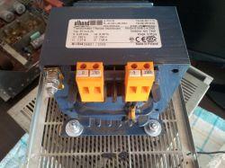 Transformator Separacyjny(podłączenie, identyfikacja uzwojeń)