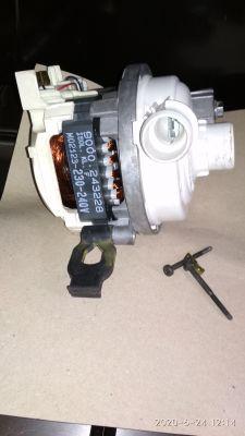 Bosch SRS55M38EU/09 - bardzo słabe ciśnienie ze zraszaczy, nietypowy dźwięk.
