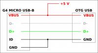 LG G4 - OTG + szybkie ładowanie