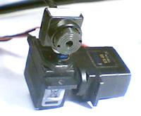 stacjonarny manipulator do sterowania ruchem kamery