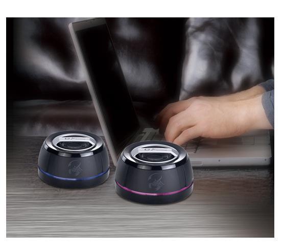 Genius GX-Gaming SP-i250G - zestaw przeno�nych g�o�nik�w stereo