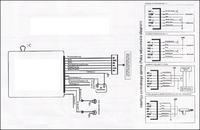 Audi A4 B5 1995 - Sterownik zamka centralnego z pilota