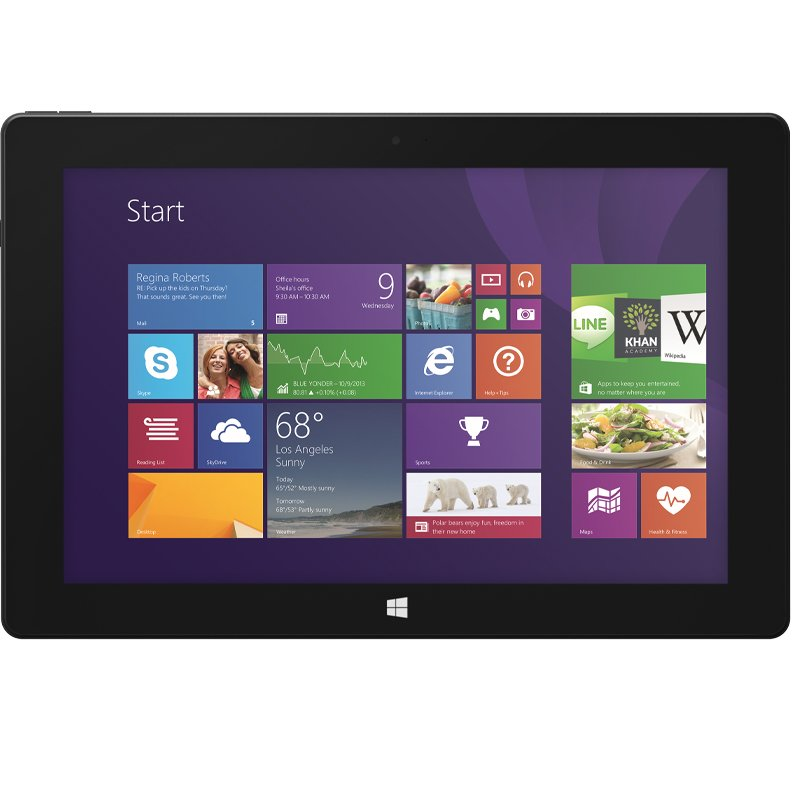 "Schenker Element - 10,1""-calowy tablet z Atom i Windows 8.1"
