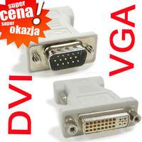 100hz - DVI-D na VGA (przej�ci�wka)