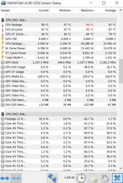 ASUS R510JK - Wysoka temperatura procesora
