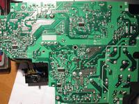 Uszkodzona ładowarka DC36RA do wiertarki Makita BHR 261 RDE