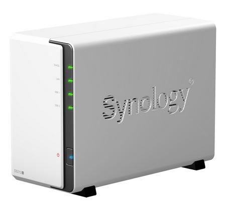 Synology DiskStation DS212j NAS serwer plik�w do domowego u�ytku