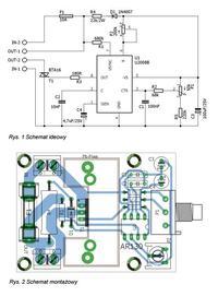 AR130 regulator obrotów silników komutatorowych 230v