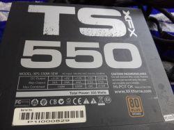 [Sprzedam] XFX TS550. Sprzedam lub zamienie.