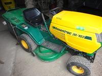 Szukam instrukcji do traktorka Rasentrac 20/102 ( MTD)