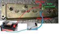 Żuk - Jak podłączyć wskaźnik paliwa żuk