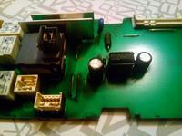 Bosch maxx5 WLX20460PL - Poszedł dym z pralki