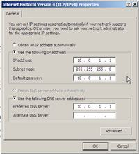 Konfiguracja Windows server 2008 DHCP router i klient