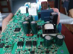 Pralka Electrolux EWT 1367- Diagnostyka hydrostatu i grzałki