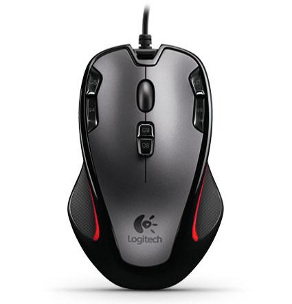 Logitech G300 - niedroga mysz do gier z 9-cioma programowalnymi przyciskami