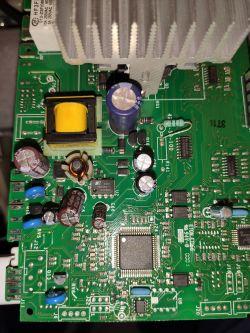 Pralko suszarka Ariston Hotpoint ARMXXD 129 komunikat F:01