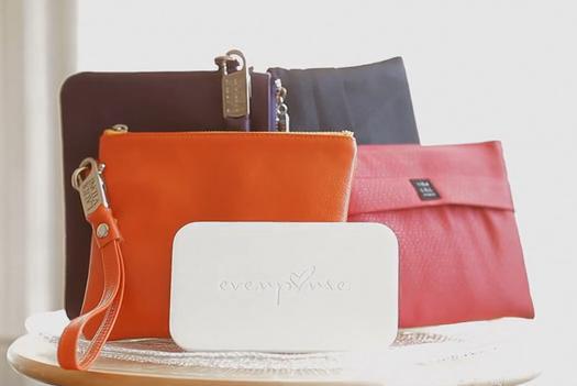 Everpurse - torebka bezprzewodowo na�aduje bateri� Twojego smartphone'a