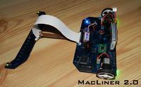 [Line Follower] MacLiner 2.0