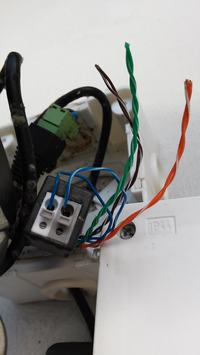 DNR 893 - Jak podłączyć kamere DNR 893 do rejestratora?