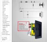 Projekt zwrotnicy do STX W.30.500.8.MC i STX D.12.800.8.TI STX PA.600