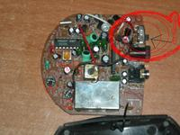 FM Cordless Stereo Transmitter - Zmiana pasma nadawania FM w nadajniku stereo