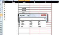 vba makro - combobox nie zapis danych do komorek vba