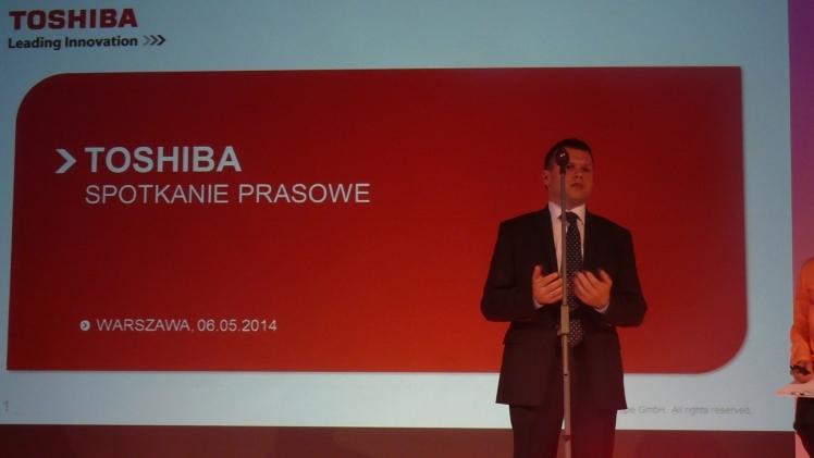 Toshiba Nowo�ci 2014 - czyli nie produkujemy telewizor�w, produkujemy ...dobre t
