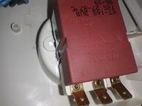 Pralka Ardo A500 - pod��czenie termostatu