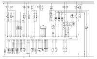 Toyota yaris 1.0 vvT-i - Rozpiska zasileń sterownika silnika