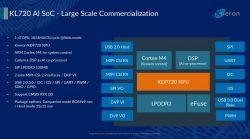 Układ SoC AI nowej generacji firmy Kneron przetwarza wideo i audio na krawędzi