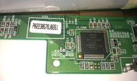 Acer Aspire 6920G biały ekran matrycy