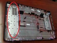 Dell N5030 - Brak napiecia, nie laduje baterii.