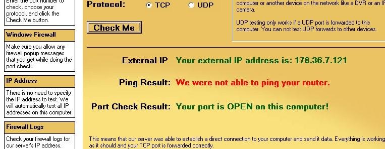 Firewall w  routerze Netiaspot