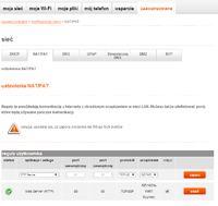 Livebox 2.0 - Serwer www widziany z internetu - przekierowanie port�w, no-ip