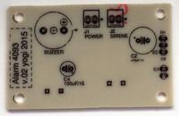 Nie daj się złodziejowi, czyli klasyczny prosty alarm na układach CMOS