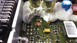 Scania 124 - EDC uszkodzona dioda