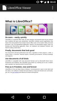 LibreOffice dla Android w fazie beta