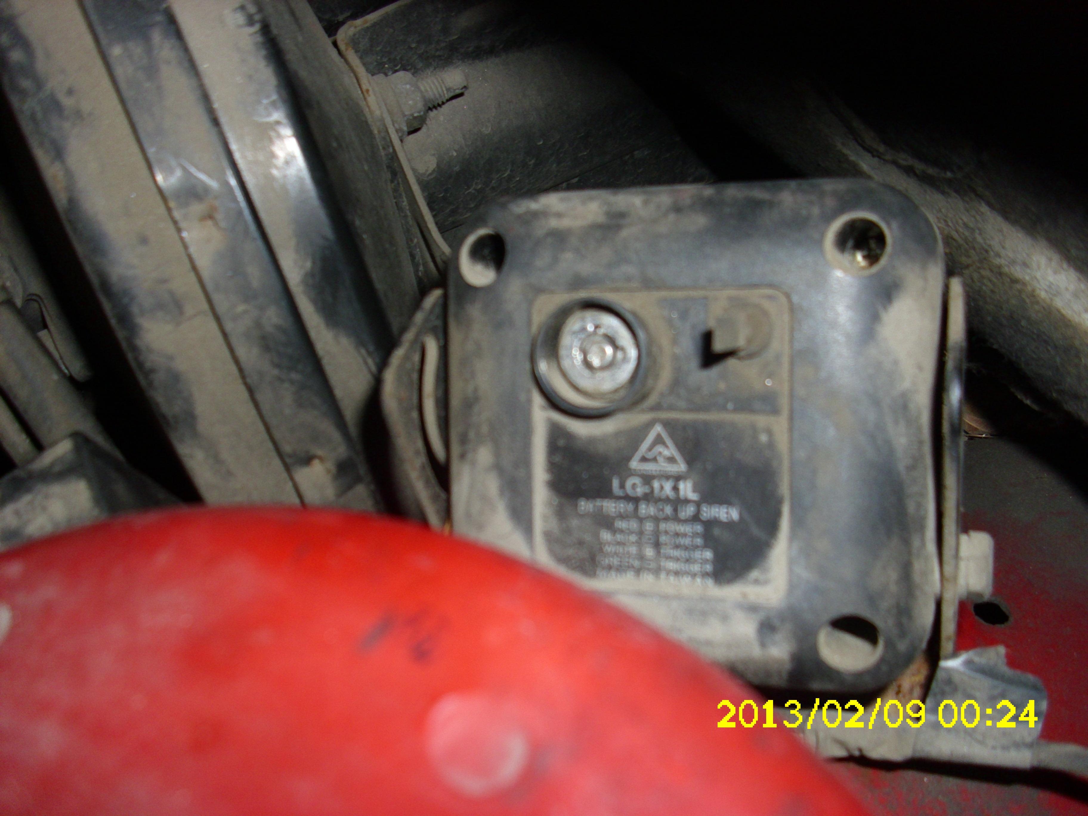 Ford Mondeo - Jak rozkodowa�/rozbroi� alarm?