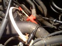 Audi 80 B4 - Oscyloskopowa diagnoza po�o�enia wa�ka rozrz�du