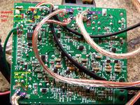 Philips MCD139 - Brak dźwięku , końcówki mocy