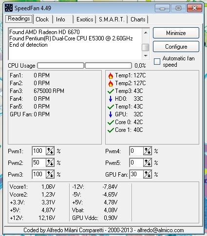 Ch�odzenie procesora prosz� o rady
