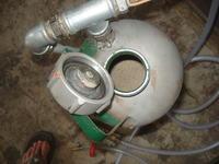 Piaskarka ciśnieniowa 8-litrowa za 40zł